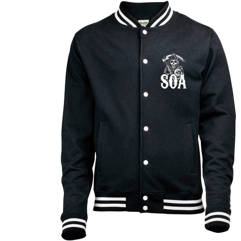 Sons of Anarchy - Classic - Varsity Jacket