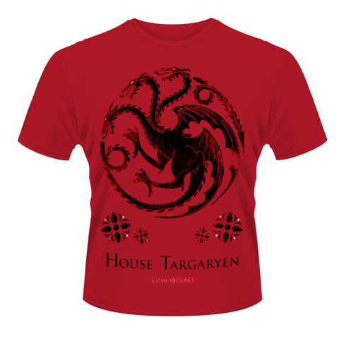 Game of Thrones - House Targaryen - T-Shirt