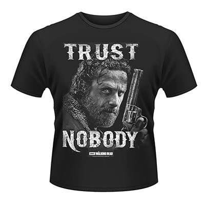 The Walking Dead - Trust Nobody - T-Shirt