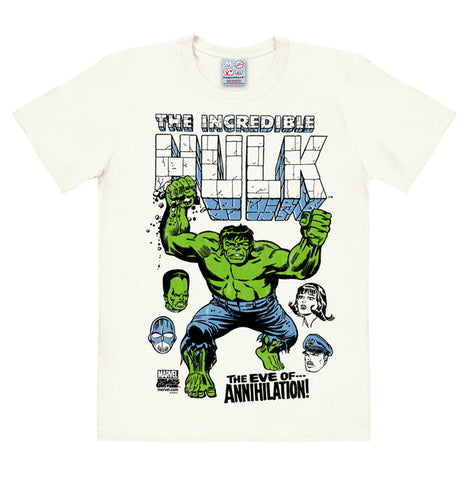 The Incredible Hulk - The Eve Of ... - Marvel Comics  - T-Shirt