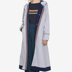 [W] Doctor Who - Thirteenth Doctor - Ladies Trenchcoat
