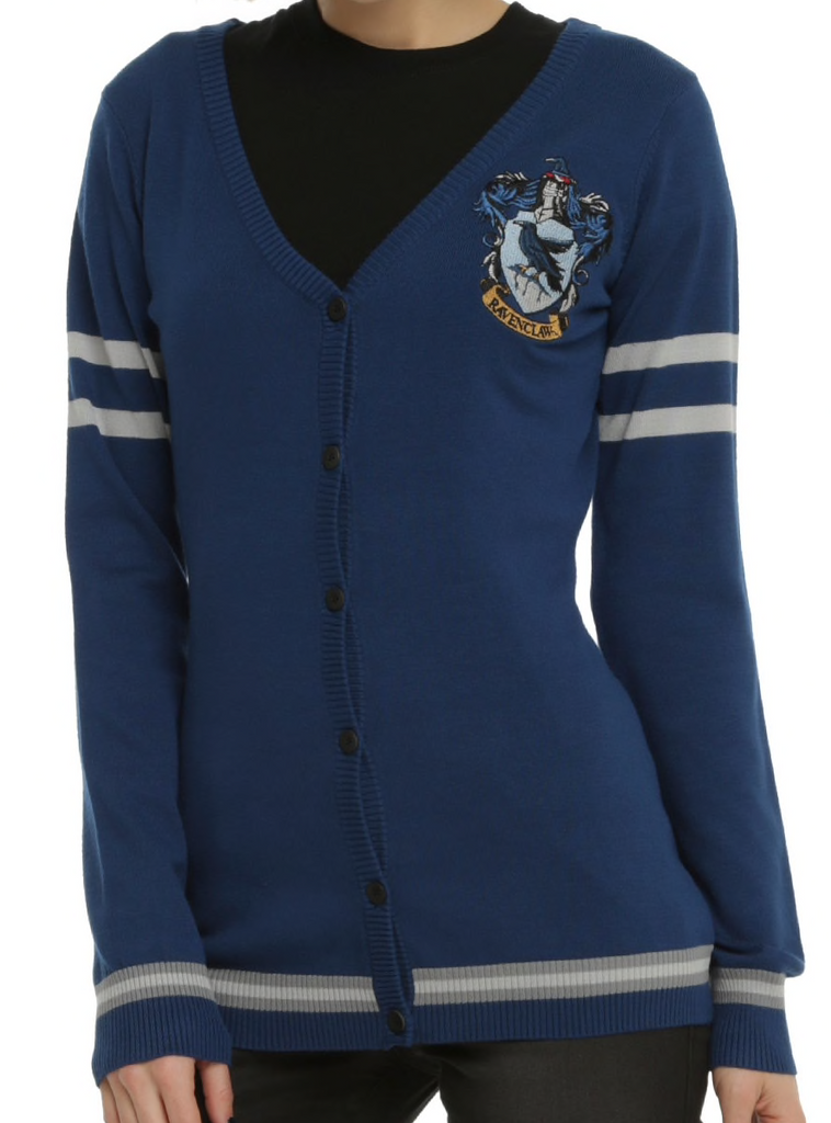 Harry Potter - Ravenclaw - Cardigan