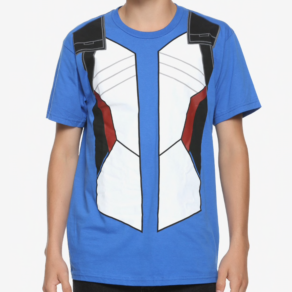 Overwatch - Soldier 76 Cosplay - T-Shirt
