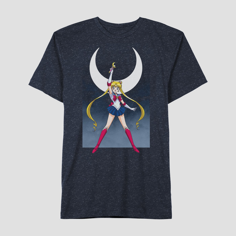 Sailor Moon - Crescent Moon - T-Shirt