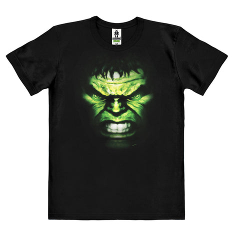 The Incredible Hulk - Face - T-Shirt