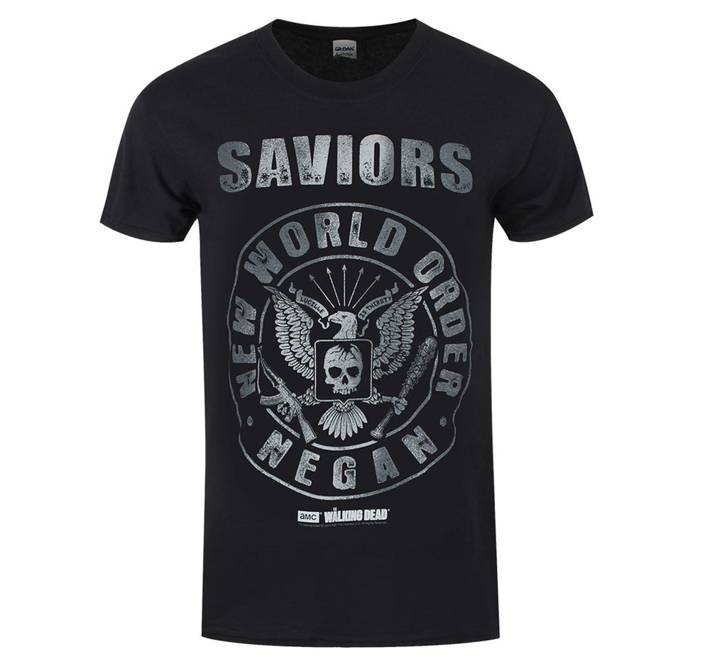 The Walking Dead - Negan New World Order - T-Shirt