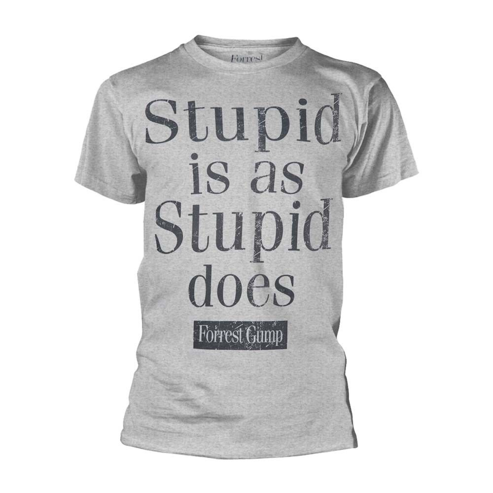 Forrest Gump - Stupid is as Stupid Does - T-Shirt