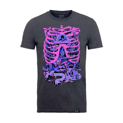 Rick And Morty - Anatomy Park - T-Shirt