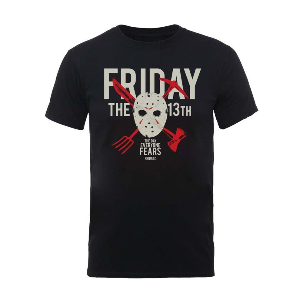 Friday The 13th - Day of Fear - T-Shirt