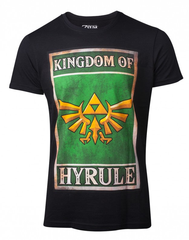 Legend of Zelda - Propaganda Hyrule - T-Shirt