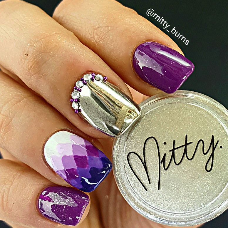 Mitty design pro fancy nail art brush snail vinyls mitty design pro fancy nail art brush prinsesfo Image collections