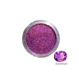 Mitty SUPER Chrome Nail Art Powder- Amethyst