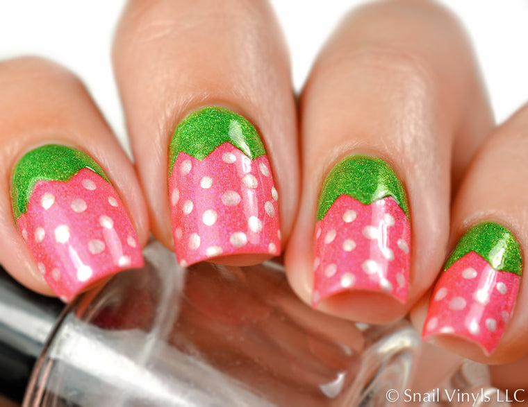 Small Chevron Nail Vinyls