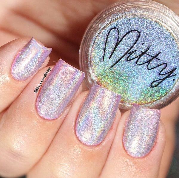 Mitty Magical Fairy Dust Holo Nail Art Powder
