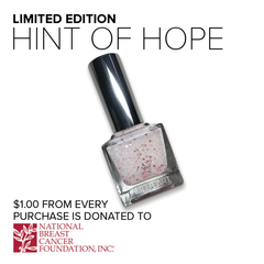 Hint of Hope All Heart Nail Polish