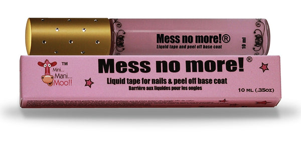 Mess No More! Liquid Tape For Nails
