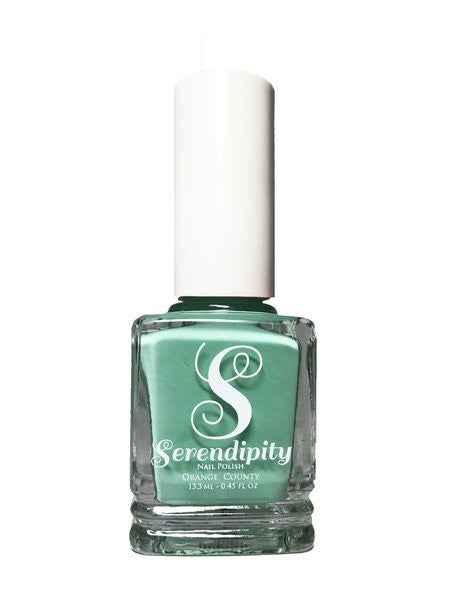 Mint Martini Serendipity Nail Polish