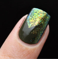 Mitty Shattered Mist Nail Art Powder