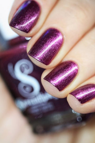 Party Crown Serendipity Nail Polish - Snail Vinyls  - 5