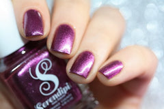 Party Crown Serendipity Nail Polish - Snail Vinyls  - 3