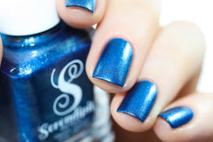Sequins and Bowties Serendipity Nail Polish - Snail Vinyls  - 2