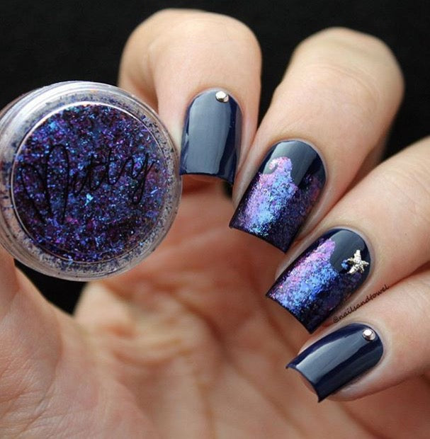 Mitty Shattered Water Nail Art Powder