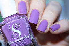 Vacation Vibes Serendipity Nail Polish - Snail Vinyls  - 2