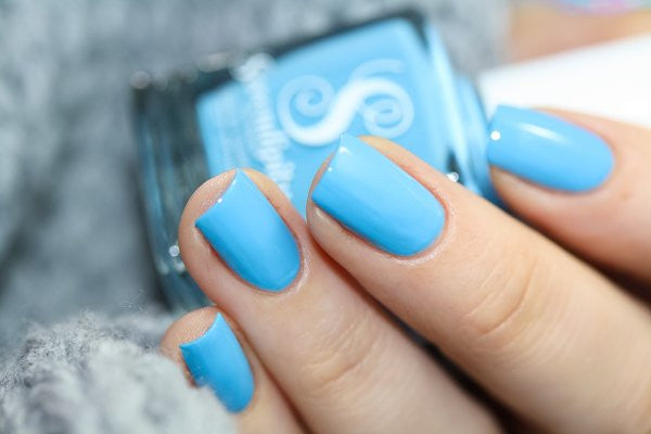 Vitamin Sea Serendipity Nail Polish - Snail Vinyls  - 2