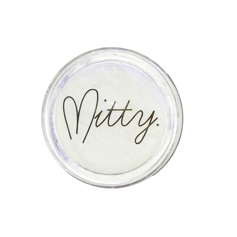 Mitty Chrome Nail Art Powder- Pearly Pink