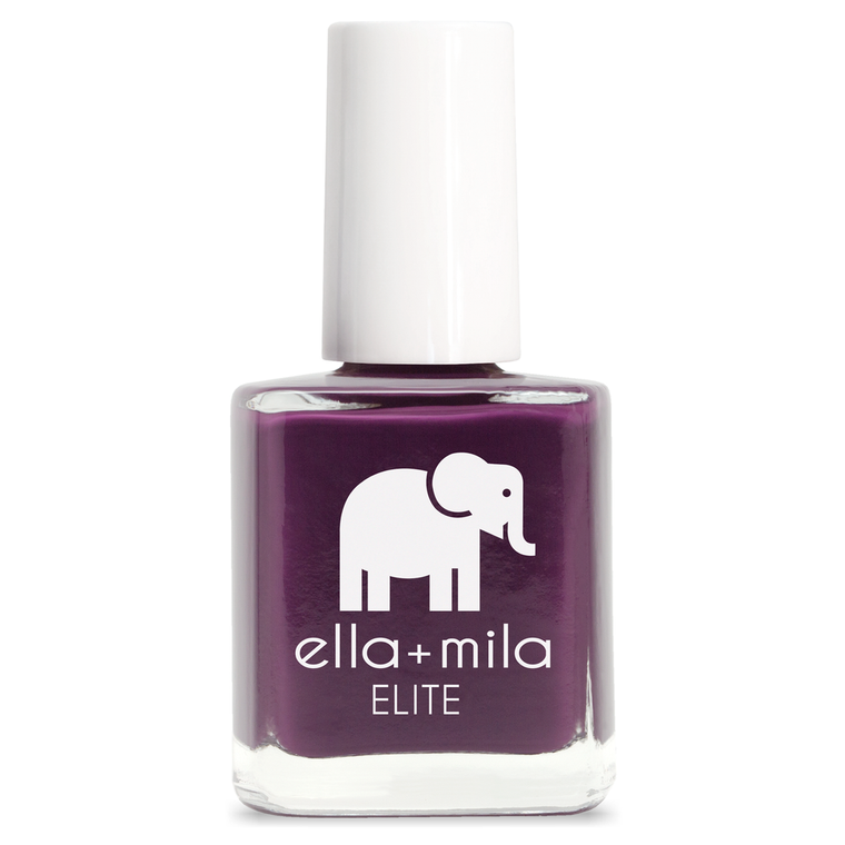 Little Plum Dress Ella + Mila Nail Polish