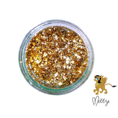 Mitty Shattered Sands Nail Art Powder