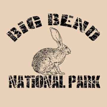 Big Bend National Park Organic Cotton Graphic T-Shirt