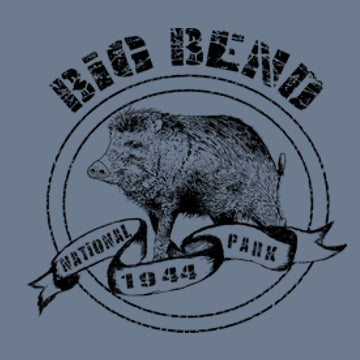 Big Bend National Park with Javelina Organic Cotton Graphic T-Shirt