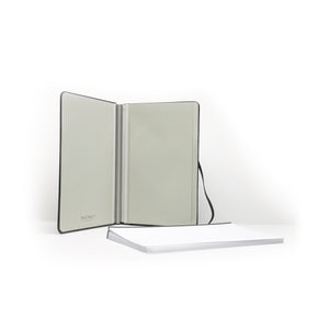 G1 - Grey Magnetic Notebook