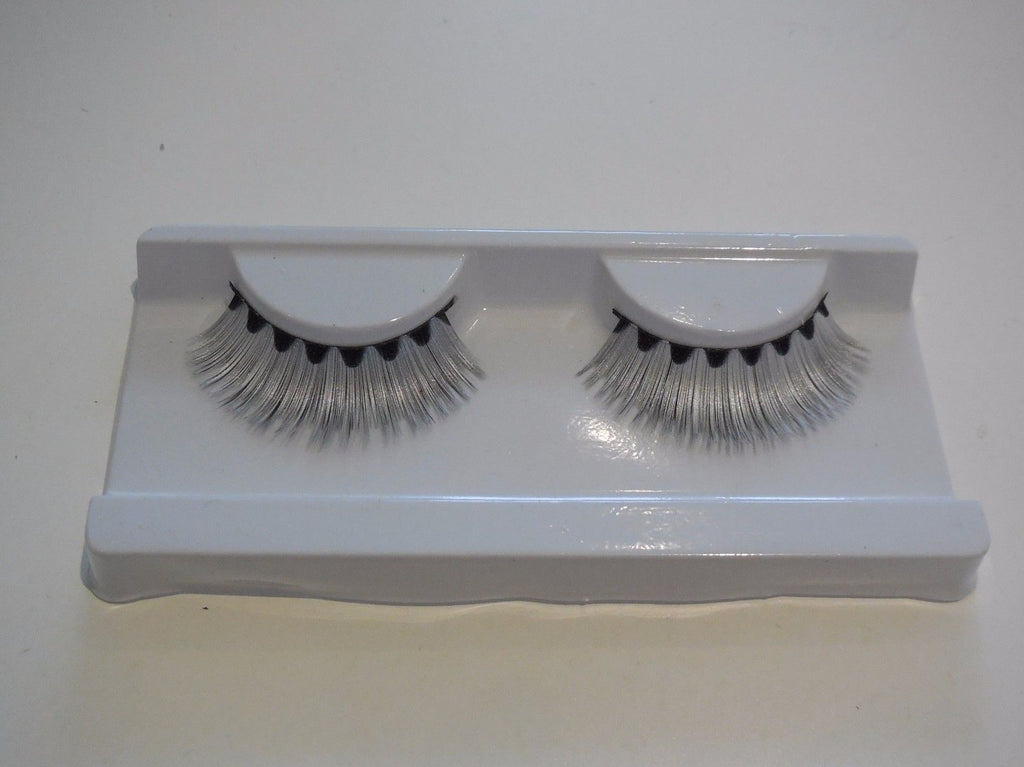 fashion delicate false eyelashes Reusable fancy eyelashes two colours options