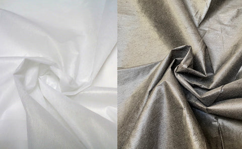 2 Meters X white or black hemline iron on fusible web fabric non woven fabric hemming fabric for sewing craft