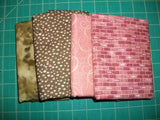 1/2 Metre Cuts - (Purchase eight)  Various Colours and Themes