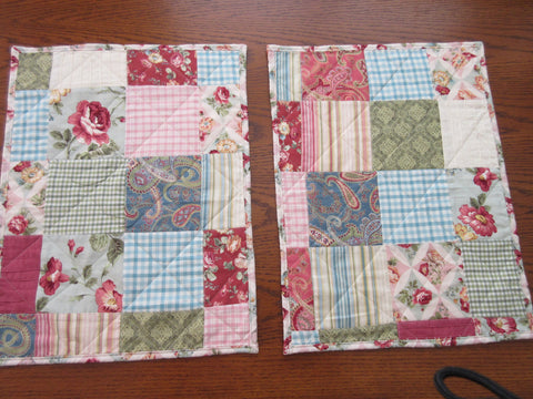 Placemats - Patchwork Pizzaz