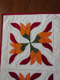 Asian Lily Tablerunner - Southwind Design - Store Sample