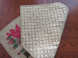 Autumn Leaves - Tablerunner - Store Sample