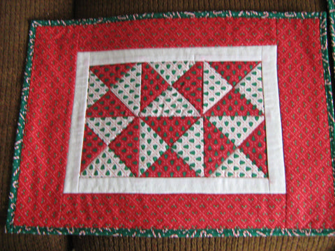 Placemats - Christmas (buying four)