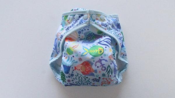 Print Diaper Covers One Size