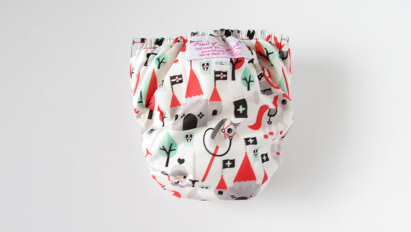 Print Diaper Covers Small-Fruit of the Womb Diapers