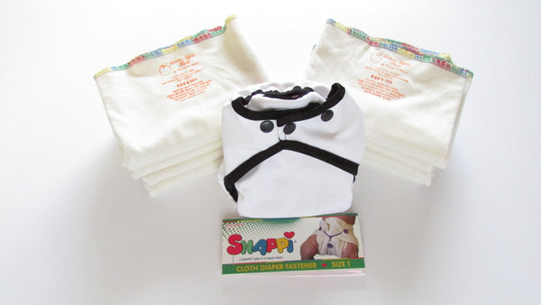 Solid Color Diaper Covers Extra Small