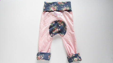 Size 1 Maxaloones: Girl Prints-Fruit of the Womb Diapers