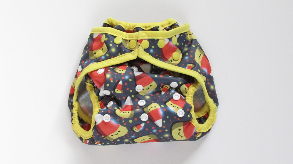 Happy Candy Corn Diaper Cover-Fruit of the Womb Diapers