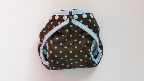 Print Diaper Covers Large