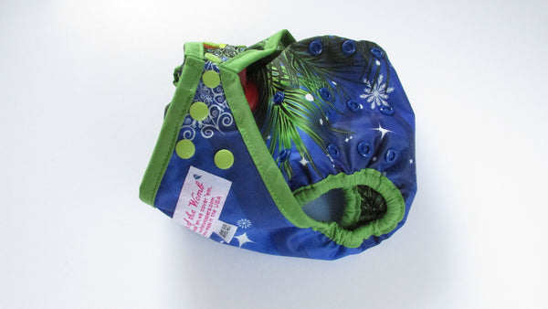 Ornaments Diaper Cover