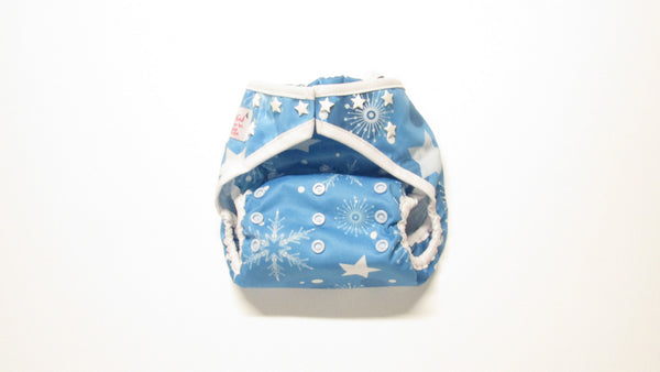 Merry Christmas Diaper Cover-Fruit of the Womb Diapers