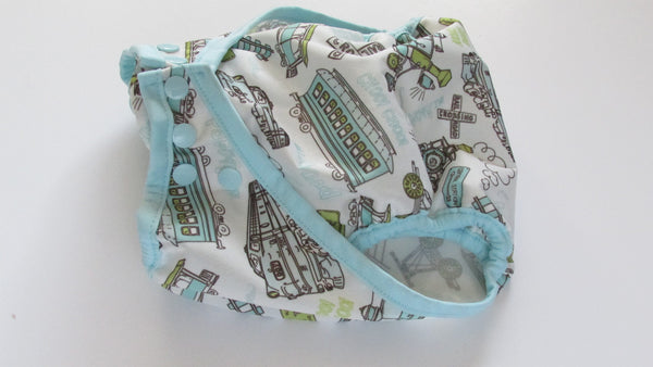 Print Diaper Covers Large-Fruit of the Womb Diapers